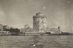Thessaloniki, Macedonia, Old Photos, Taj Mahal, Greece, History, Travel, Vintage, Olympia