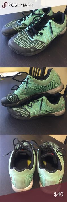 1fc0cdc90262 Reebok Nano 4 Used for crossfit