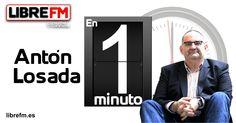 Un tema de actualidad explicado en un minuto por Antón Losada.