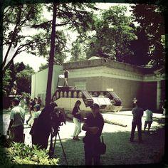 Venice Biennale 2011, june : American Pavillion