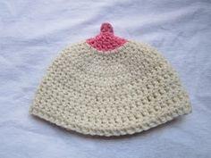 Happy Hook Crochet: Free Boobie Beanie Pattern/Tutorial
