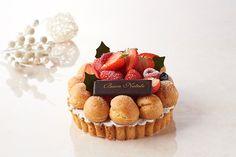 グランド ハイアット 東京、気分を楽しくする華やかなクリスマスケーキ発売の写真10