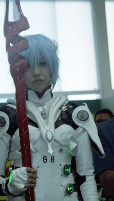 Rei ayanami Haki cosplay ♥ I am a cosplayer from Colombia.♥        ■Worldcosplay: http://worldcosplay.net/member/Haki
