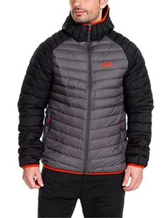 da9f415a02 Jack Wolfskin Men's Zenon XT Jacket, Large, Dark Steel ** Learn more by  visiting the image link.