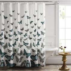 Shop for Seedling by Thomas Paul Curiosities Shower Curtain. Free Shipping on orders over $45 at Overstock.com - Your Online Bath