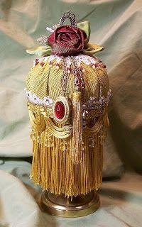 olderrose: Fancy Victorian Pincushion