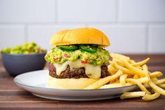 Guacamole BurgerDelish