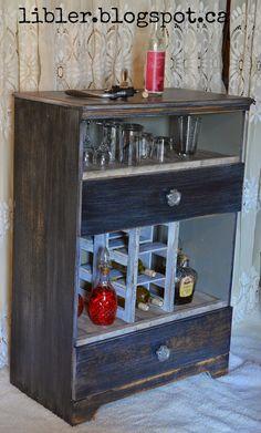 Beautiful Build A Liquor Cabinet