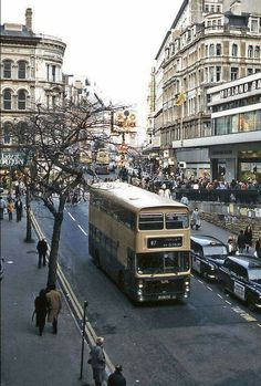 Stephenson Place, 1980 Birmingham UK