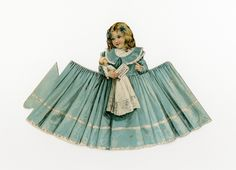 86.7702: paper doll   Paper Dolls   Dolls   National Museum of Play Online Collections   The Strong
