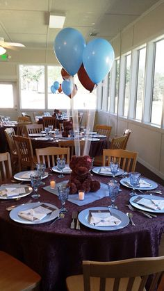 Baby Shower Centerpieces – Standout With Creative Baby Shower Decorations Baby Shower Decorations For Boys, Baby Shower Centerpieces, Baby Shower Favors, Shower Party, Baby Shower Games, Baby Shower Parties, Shower Gifts, Baby Boy Shower, Teddy Bear Centerpieces