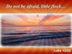luke 12 32 do not be afraid powerpoint church sermon Slide01 http://www.slideteam.net/
