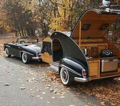 Vintage Trailers | carvoyage: Travel Tastefully • Mercedes-Benz...