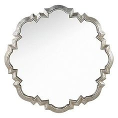 nice shape and color for PR - - - -- ---- - - Arabella Mirror | Mirrors | Mirrors & Wall Decor | Decor | Z Gallerie
