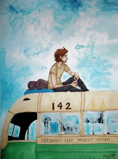 the magic bus 142 ----- into the wild ...happines is only real when shared !!!!