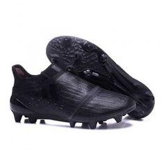 アディダス サッカースパイクシューズ X 16+Purechaos FG/AG ブラック…