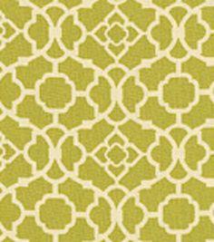 Waverly Sun N Shade Outdoor Fabric-Lovely Lattice Citrine Fabric: outdoor fabric: home decor fabric: fabric: Shop | Joann.com