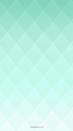 Wallpaper Verde Menta