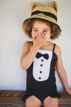 It's FRIDAY!! Time to shop some AMAZING pieces for your next outing, event or vaca! We have the best goodies around and will have  googling over you and your little one. Visit www.modernechild.com it click the link in our bio . #kidsfashion #fashionkids #tuxedobathingsuit #hat #strawhat #animalearhat #fashionkids #trendsetter #trendykids #kidslookbook #stylish_cubs #trendykiddies #modelkids #mcdolly #photography #blackandwhite #shopkidsfashion