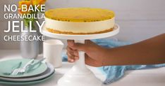 Cheescake Recipe, Lemon Cheesecake Recipes, Tart Recipes, Dessert Recipes, Breakfast Dessert, Dessert For Dinner, Guava Desserts, Jelly Cheesecake, Carrot Cake Loaf