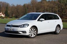 Essai vidéo - Volkswagen Golf SW restylée : cherchez l'erreur - Caradisiac.com