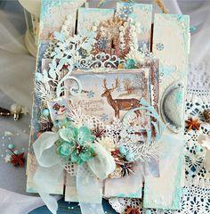 Бумага и Мышонок: Дверь в зимнюю сказку/The Winter Wonderland Door