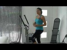 Fitness routine: Optimisez vos séances cardio grâce à l'interval training - YouTube