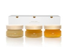 Have you noticed how many great honey packaging designs there are? / Nordic Honey packaging