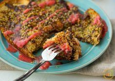 Super-Simple Strawberry-Swirl Vegan French Toast