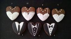Podziękowania dla gości weselnych Pierniki