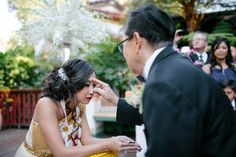 Thai Water Blessing Ceremony | Rancho Las Lomas » Flowers by Cina