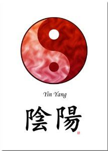 """5x7 Yin Yang (Red/Red) and Calligraphy Print by Oriental Design Gallery. $8.95. Made in USA. High resolution prints on high quality glossy paper. Each print is mounted on acid-free mat board by using acid free adhesive. Print size is 5"""" x 7"""".. This is a Yin Yang Print with traditional Chinese Calligraphy. These prints are created by using the finest digital printer using photo ink to prevent fading. We use fine glossy paper for each print. These are not mass produce..."""