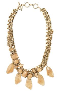 Jacqueline Necklace Stella & Dot- marked down from $228 to $114! Stunning.