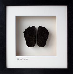 Pitter Patter is hand made in Ireland with real Irish bog. This beautiful new baby gift can be customized with the baby's name and date of birth or a special greeting. Frame size Shipping to anywhere. Cool Gifts, Best Gifts, Irish Baby, New Baby Gifts, Baby Names, Really Cool Stuff, House Warming, New Baby Products, Frame