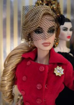 Dania Zarr - Holiday on Flickr. (= Fashion Royalty by Integrity Toys)