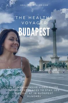 The Healthy Voyager Budapest Travel Show Episode - a comprehensive guide on the best things to do, see, eat and where to stay in Budapest Underground Tour, Budapest Things To Do In, European Travel Tips, Budapest Travel, Hungary Travel, Travel Expert, Best Places To Travel, Budapest Hungary, Traveling By Yourself