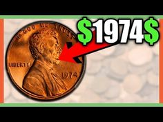 Rare & Valuable $2,000,000 1974 D Aluminum Lincoln Cents Are Still In Circulation Today! Penny - YouTube