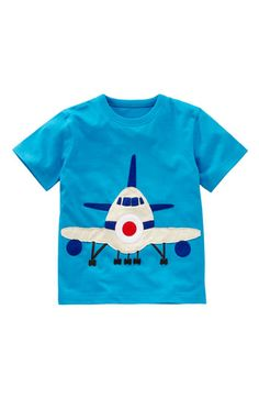 Mini Boden 'Vehicle' T-Shirt (Little Boys  Big Boys) available at Nordstrom