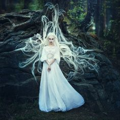 White Witch of the Forest Deep