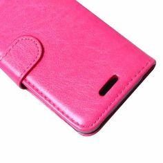 For Sony Xperia E4 E2115 E2105 para Solid color Leather Case Photo Frame Flip Phone Cover For Sony E 4 Dual E2114 E2124 E2104