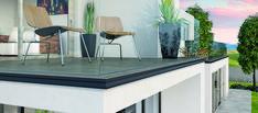 Picurator profesional pentru terase si balcoane realizat in mai multe nuante. Are ca si accesorii : coltare exterioare la 90 de grade si elemente de prelungire metalice.