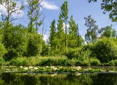 The lake near Rosmey