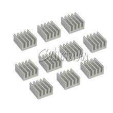 20pcs Aluminum Heat Sink  8.8x8.8x5mm for Computer Memory Chip LED Power IC        US $0.94  http://insanedeals4u.com/products/20pcs-aluminum-heat-sink-8-8x8-8x5mm-for-computer-memory-chip-led-power-ic/  #shopaholic #dailydeals