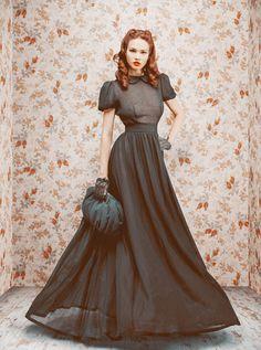That dress!