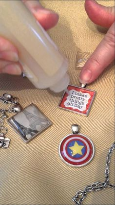 Base and Bling Wearable Craft Instructional Video by Michelle Jones, Scrappy Hour