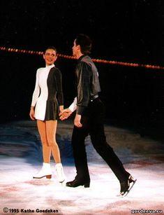 Gordeeva and Grinkov on Pinterest   Figure Skating ...