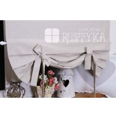 Check out our curtains & window treatments selection for the very best in unique or custom, handmade pieces from our shops. Shabby Chic, Curtains, Table Decorations, Etsy, Furniture, Home Decor, Art, Fabric, Sheer Curtains