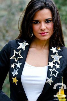 Crimenes de la Moda: DIY: Blazer de estrellas como Dolce & Gabbana