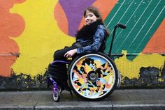 Izzy Wheels turns your wheelchair into a fashion statement - http://www.sogotechnews.com/2017/05/04/izzy-wheels-turns-your-wheelchair-into-a-fashion-statement/?utm_source=Pinterest&utm_medium=autoshare&utm_campaign=SOGO+Tech+News