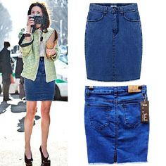 Find More Skirts Information about 2014 New Fashion Solid Side Torn Lanky High Waist Split Skirt Package Hip Slim Burrs Denim Skirts Pencil Skirt Bolsas Femininas,High Quality skirt jacket,China pencil line Suppliers,   http://www.aliexpress.com/store/product/2014-New-Fashion-Solid-Side-Torn-Lanky-High-Waist-Split-Skirt-Package-Hip-Slim-Burrs-Denim/1381800_2010863532.html